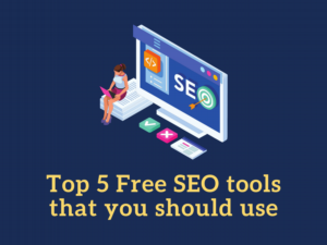 titleimage of Top 5 free SEO to...