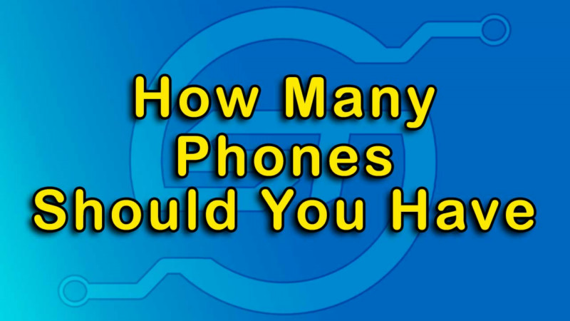 title image of How many phones s...