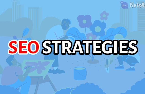titleimage of SEO strategy to b...